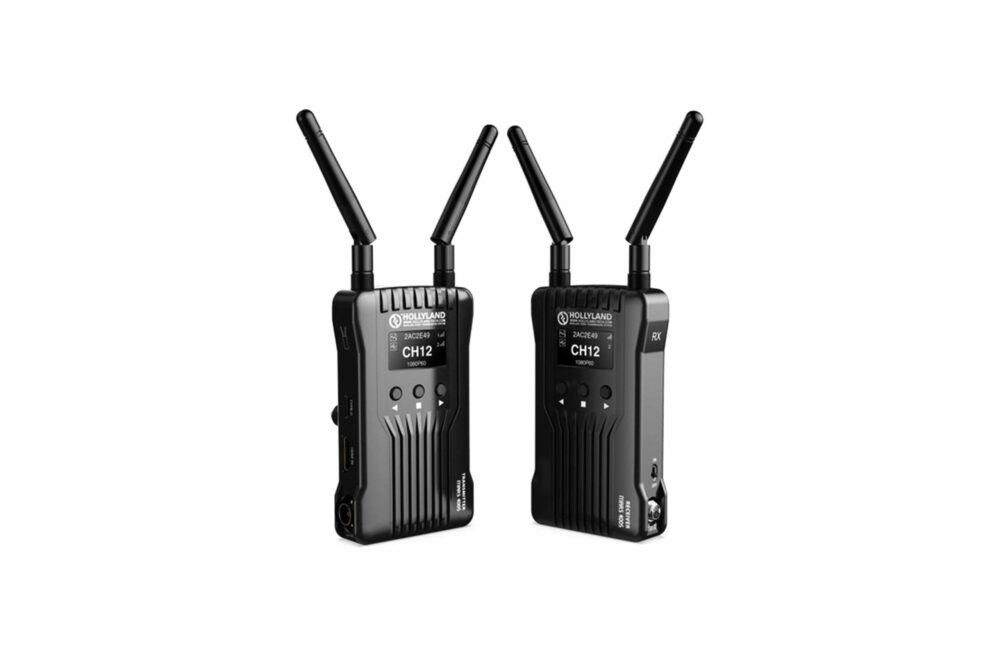 Hollyland Mars 400S Wireless Transmitter and Receiver Melbourne Hire