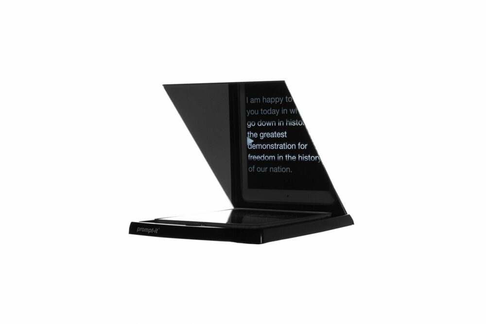 Prompt-it Maxi Teleprompter Melbourne Hire