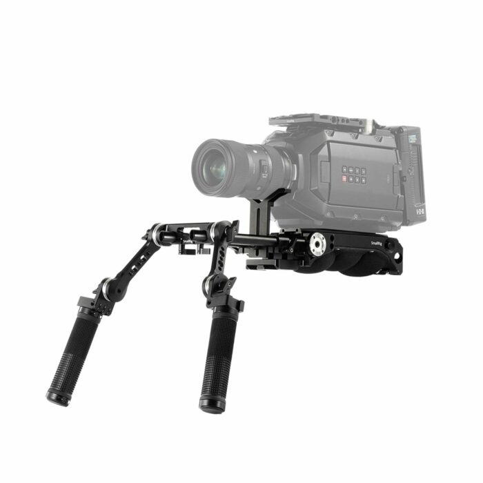 Smallrig Shoulder Rig Setup Melbourne Hire