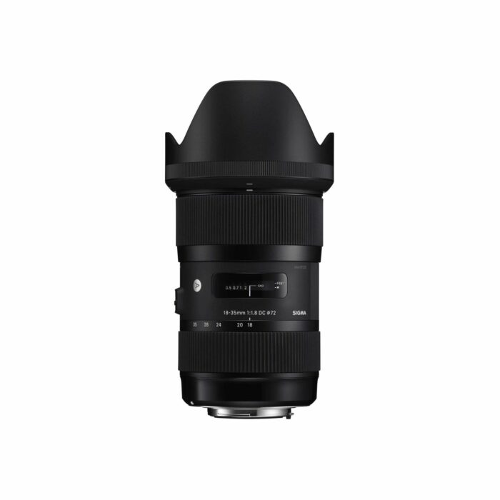Sigma 18-35mm EF Lens Melbourne Hire