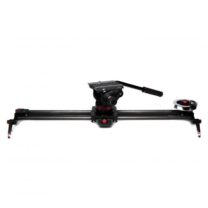 80cm Slider and Manfrotto 502 Head Melbourne Hire